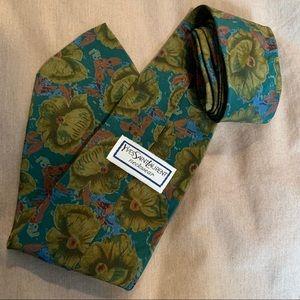 YSL | Vintage Necktie, Yves Saint Laurent